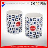 Tazza di ceramica promozionale all'ingrosso nessuna maniglia