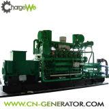 Tipo trifásico gerador da saída da C.A. do gás para centrais energéticas de Syngas do gás de Natual do biogás