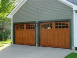 Puerta de madera de la madera para la casa interior