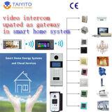 Sistema video de Bell de puerta de Taiyito con la función de la automatización casera