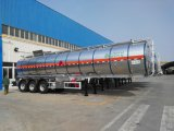 Aluminum Alloy Insulating Tanker with Heating System