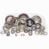 Roulement à rouleaux coniques de roulement de roue roulement à billes d'usine de roulement (DAC3060037)