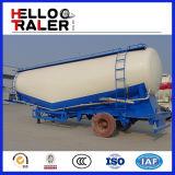 Tri-as 50cbm de BulkAanhangwagen van de Tanker van het Cement van de Aanhangwagen van het Cement V-vormige