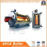 水平のガス燃焼の熱オイルのボイラー