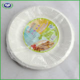 Cuisine et Party Disposable Products Paper Plates