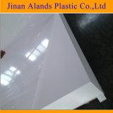 лист пены доски валют PVC 1220*2440mm 0.4-0.6g/cm3 Denstiy белый