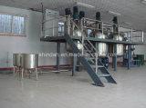 Automatischer kompletter wasserbasierter/Öl-Unterseite Lack-Produktionszweig
