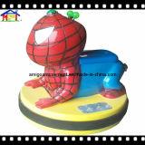 Coche de atracciones de la batería de carreras para niños de la araña