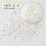 Пригвоздите вспомогательное оборудование украшения Rhinestone Zircon красотки шариков кристалла микро- (D90)