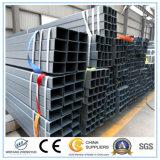 Tubo d'acciaio galvanizzato del TUFFO caldo del materiale da costruzione di prezzi di fabbrica