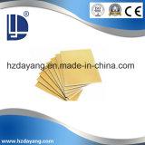 Glace en verre de qualité de soudure de la sûreté Dy-Wg-305