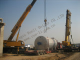 Olio (gas) - caldaia infornata dell'olio di Themal per il cantiere