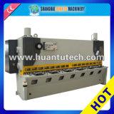 Tagliatrice di CNC, macchina per il taglio di metalli, tagliatrice di alluminio (QC12Y)