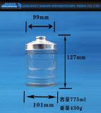 Neue Entwurfs-Kerze-Halter-Flasche mit Kappen