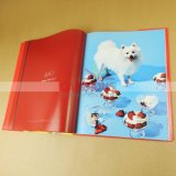 Книжное производство книга в твердой обложке книжного производства цвета полного цвета одного