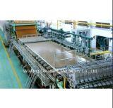 Nueva Estado y la certificación CE de la máquina de papel higiénico Fourdrinier