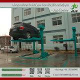 Новая машина стоянкы автомобилей, двойной подъем автомобиля стоянкы автомобилей для семьи и гостиница Syestem