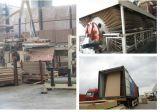 OSB bon marché pour la construction et les meubles