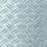 Plaque en aluminium de semelle de barre de l'alliage 6061-T6 deux