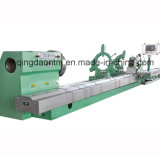 Große horizontale Hochleistungs-CNC-Drehbank für das Drehen der 8000 mm-Zylinder (CG61200)