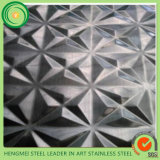 Stamping From中国Wholesaleのウェブサイトの構築Materials 5wl 6wl Diamond 304 Stainless Steel Sheet