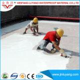 Enduit à base d'eau (PU) de toiture de polyuréthane