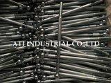 Части вковки латунной точности CNC подвергая механической обработке