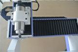 El acrílico sube máquina de escritorio publicitaria del ranurador del CNC del aluminio 6090 del PVC del MDF a la mini