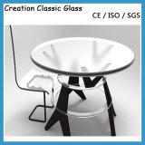 Aangemaakte Glas van uitstekende kwaliteit van de Bovenkant van de Lijst van de Thee van de Koffie het Glas
