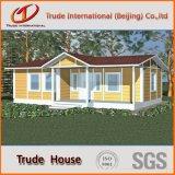 Stahlfertighaus/fabrizierte bewegliche Gebäude als private lebende Häuser vor