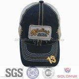 Kundenspezifisches Mesh Cap mit Cotton Vorder-Panel und Embroidery Logo
