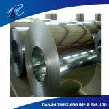 Катушка стальных продуктов качества плоская свернутая горячая окунутая гальванизированная стальная