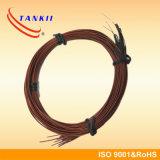 Calidad primera 0.1m m, 0.2m m, cable de termocople del alambre de la extensión (tipo KX)