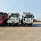 Wero 30 toneladas fora especificações do caminhão de descarga do tri eixo do Tipper da estrada das sino