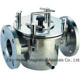 Rcyj、製紙化学、薬剤のための150/65のシリーズ液体のパイプラインの常置磁気分離器処理し難い非金属材料
