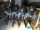 1380mm× 1380mm× as aves domésticas de 450mm ventilam