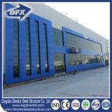 Almacén/taller/hangar/pollo del diseño del marco de acero vertido/edificio