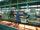 Torno grande de roscar de tubería de servicio pesado para tuberías de aceite de giro (CG61300)