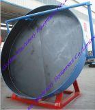 Machine automatique d'extrudeuse de moulin de boulette de Disque-Engrais d'engrais de la Chine