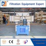 Imprensa de filtro hidráulica da câmara à mão para o tratamento de Wastewater