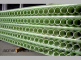 Tubos plásticos reforzados fibra de vidrio