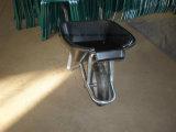 Wheelbarrow plástico da bandeja da potência da alta qualidade (WB5600)