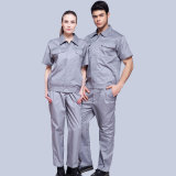 速く乾燥した作業ユニフォーム、無毒な安全作業つなぎ服のユニフォーム
