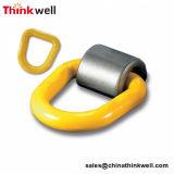 Válvula de retenção de balanço de disco único de ferro fundido