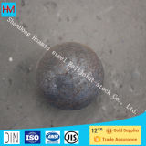 Klasseen-Qualitätsniedrige Bruch-20mm-150mm geschmiedete reibende Stahlkugeln