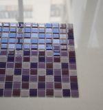 Het populairste Purpere Mozaïek van het Glas van het Kristal voor de Tegel van de Badkamers