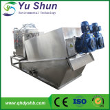 Städtische Abwasser-Behandlung-Gebrauch-Klärschlamm-Trennung-Maschine