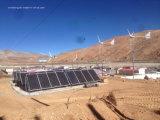 3kw het de horizontale Turbine van de Wind & Systeem van het Zonnepaneel voor Afgelegen Gebied