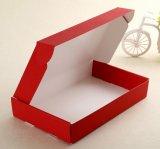 Rectángulo de regalo de papel de empaquetado rígido con los cajones