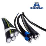 Aluminiumleiter, XLPE Isolierung ABC-Kabel, Luftkabel, Service-Kabel